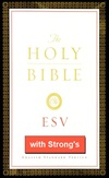 English Standard Version with Strong's Numbers - ESV Strong's