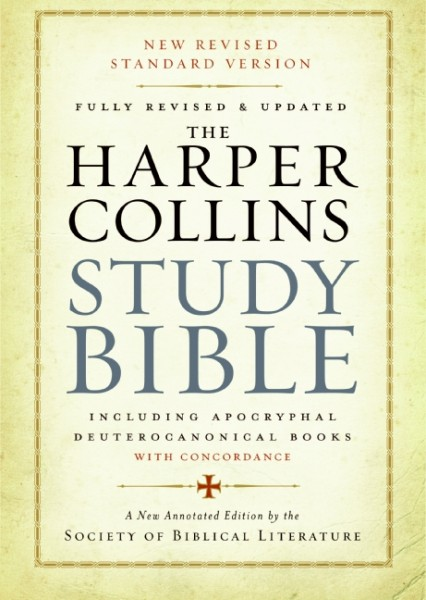 HarperCollins Study Bible Notes for the Olive Tree Bible App
