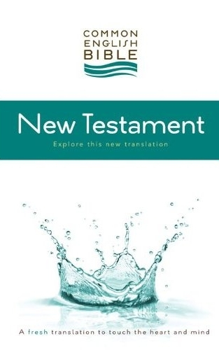 Common English Bible, New Testament