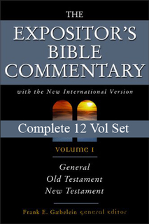 Expositor's Bible Commentary (12 Vols.)
