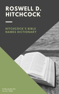 Hitchcock's Bible Names Dictionary