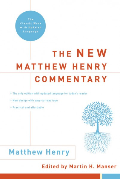 New Matthew Henry Commenta...