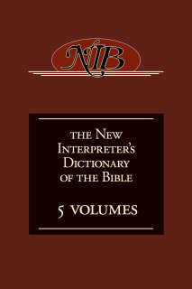 New Interpreter's Dictionary of the Bible, Complete Set (5 Vols.)