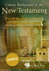Concise Background Of The New Testament - Free Sample
