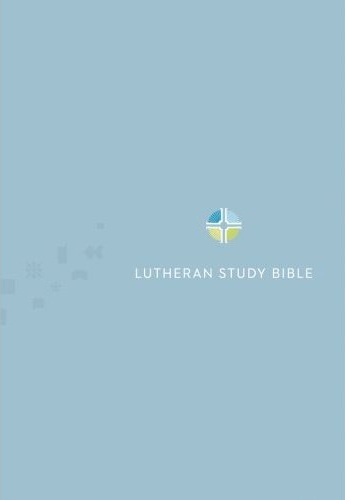 Lutheran Study Bible Notes