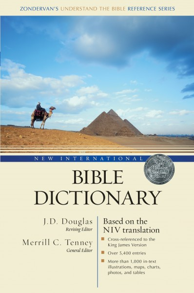 New International Bible Di...
