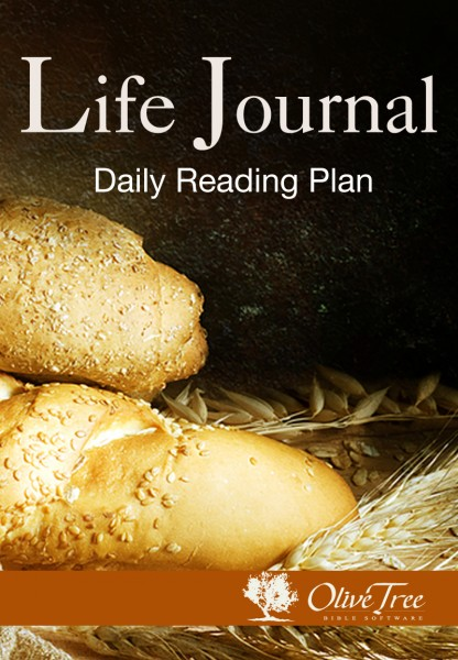 Life Journal Daily Reading Plan