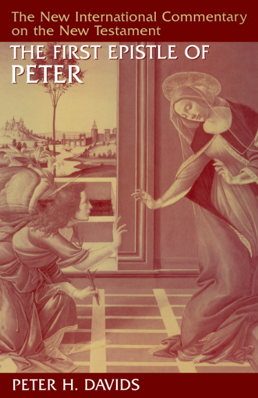 New International Commentary on the New Testament: The First Epistle of Peter