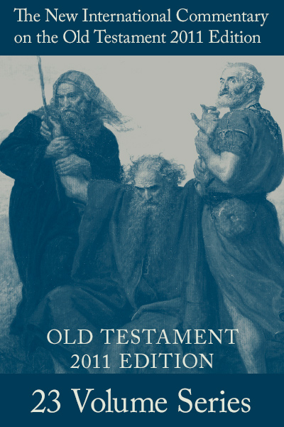 New International Commentary on the Old Testament 2011 Edition (23 Vols.)