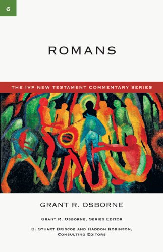 IVP New Testament Commentary Series - Romans