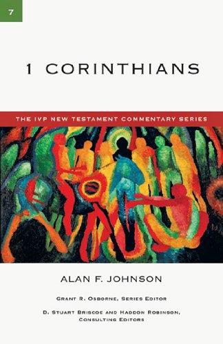 IVP New Testament Commentary Series - 1 Corinthians