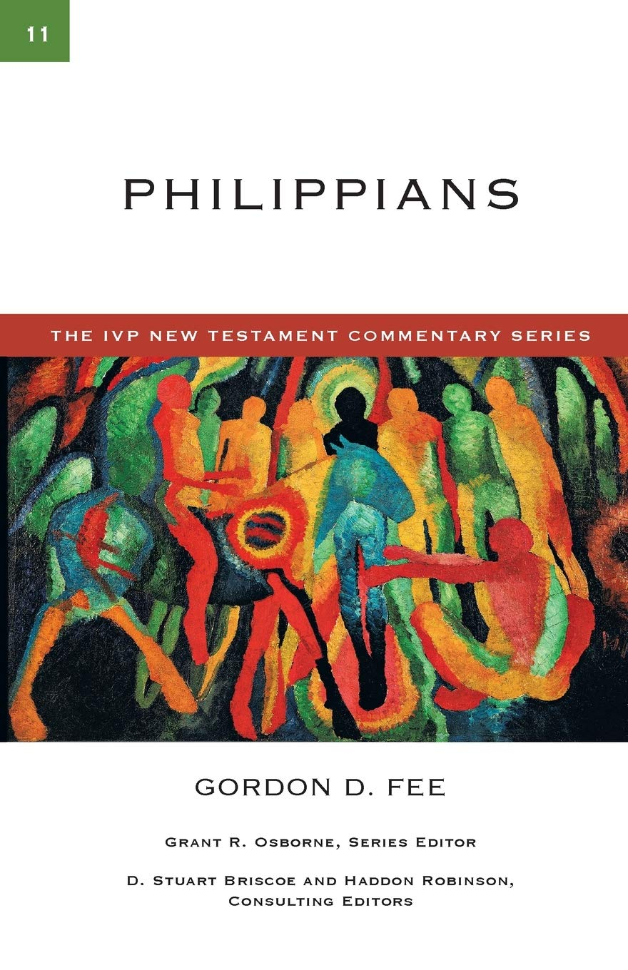 IVP New Testament Commentary Series - Philippians