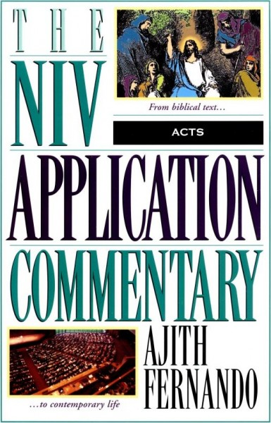 Acts: NIV Application Commentary (NIVAC)