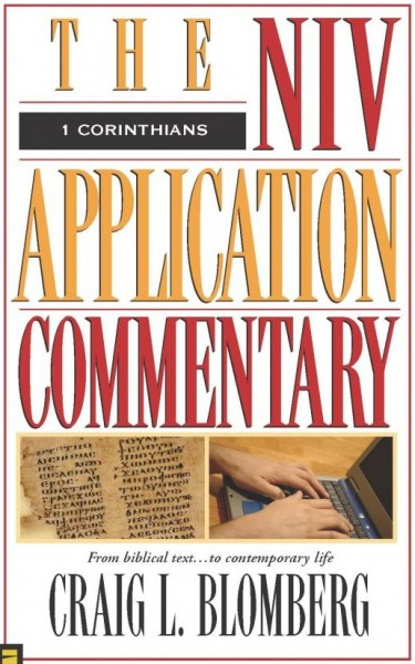 1 Corinthians: NIV Application Commentary (NIVAC)
