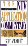 Galatians: NIV Application Commentary (NIVAC)