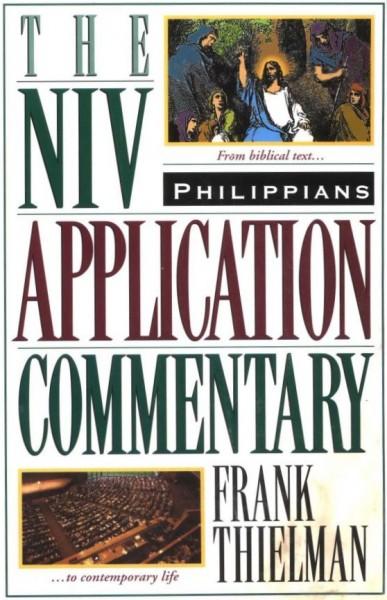 NIV Application Commentary Philippians