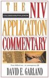 Colossians, Philemon: NIV Application Commentary (NIVAC)