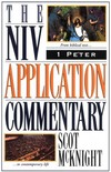 1 Peter: NIV Application Commentary (NIVAC)