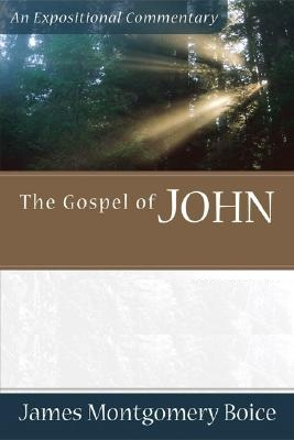 Boice Expositional Commentary Series: Gospel of John (5 volume set)