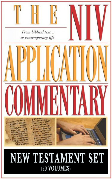 NIV Application Commentary New Testament Set (20 Vols.)