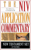 NIV Application Commentary (NIVAC) New Testament Set (20 Vols.)