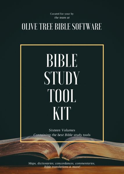 Bible Study Toolkit