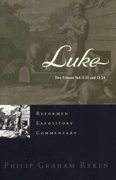 Luke 2 Volume Set - Reformed Expository Commentary