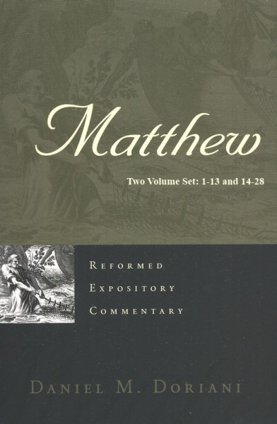 Reformed Expository Commentary: Matthew (2 Vols.)