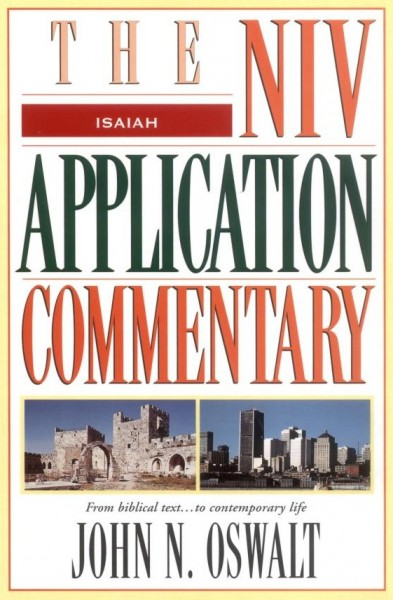 Isaiah: NIV Application Commentary (NIVAC)