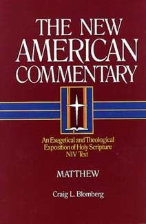 New American Commentary — Matthew (NAC)