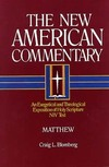 Matthew: New American Commentary (NAC)