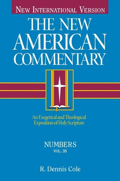 New American Commentary — Numbers (NAC)