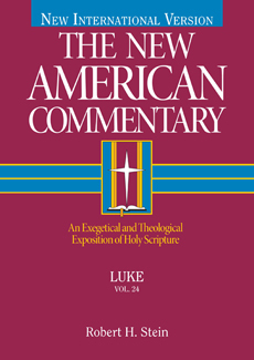 Luke: New American Commentary (NAC)