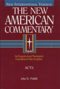New American Commentary (NAC) Volume 26: Acts