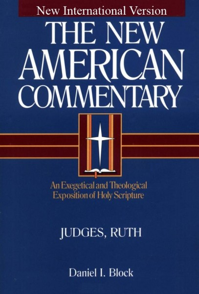 Judges, Ruth: New American Commentary (NAC)