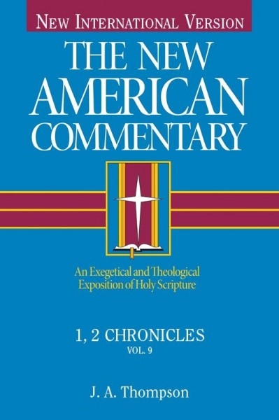 1 & 2 Chronicles: New American Commentary (NAC)