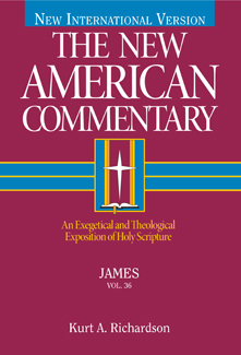 James: New American Commentary (NAC)