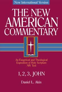 New American Commentary (NAC) Volume 38: 1, 2 & 3 John