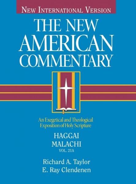 Haggai, Malachi: New American Commentary (NAC)