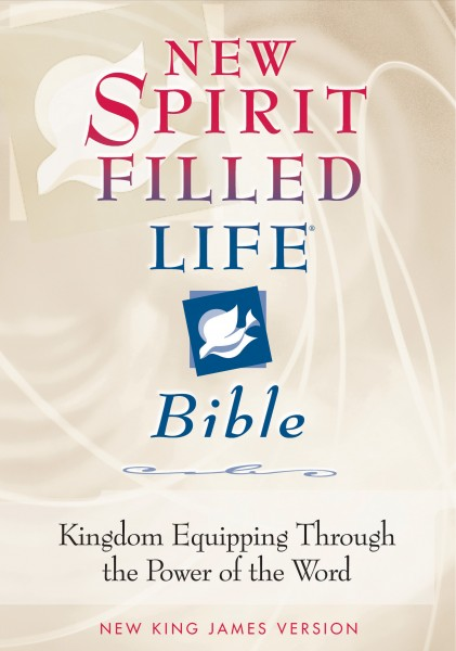 New Spirit-Filled Life Bib...
