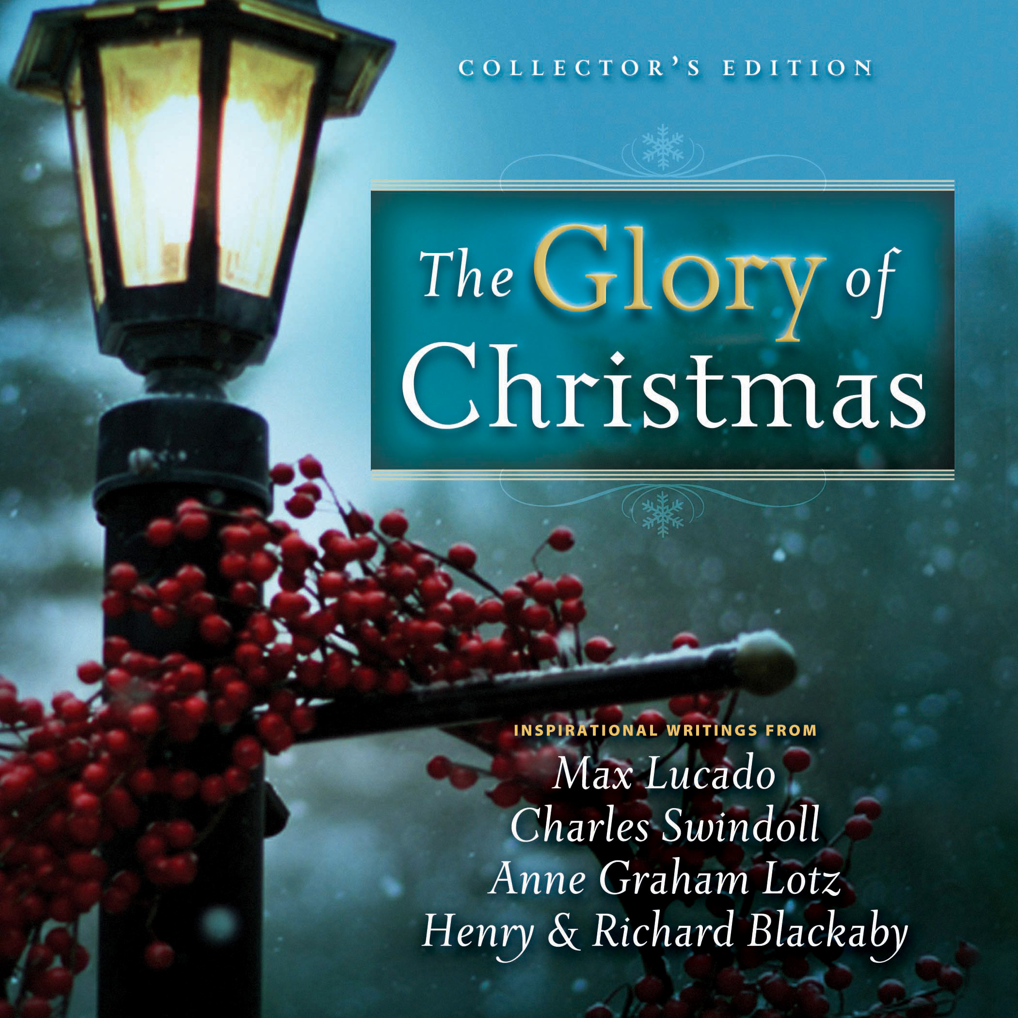 Christmas Tree In The Bible Scripture: The Glory Of Christmas: Collector's Edition By Max Lucado