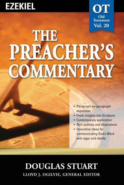 The Preacher's Commentary - Volume 20: Ezekiel