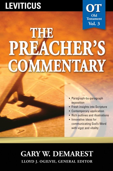 The Preacher's Commentary - Volume 3: Leviticus
