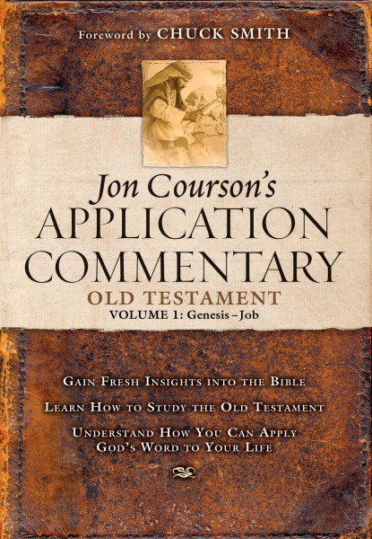 Courson's Application Commentary, Old Testament Volume 1 (Genesis-Job)