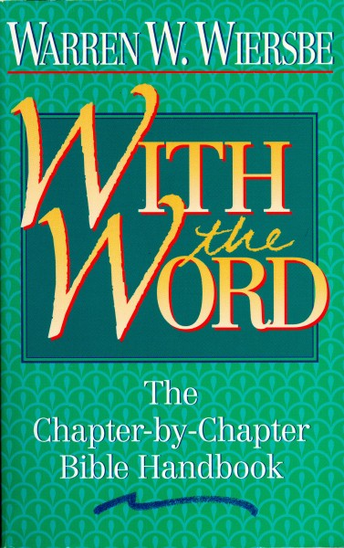 With The Word: The Chapter...