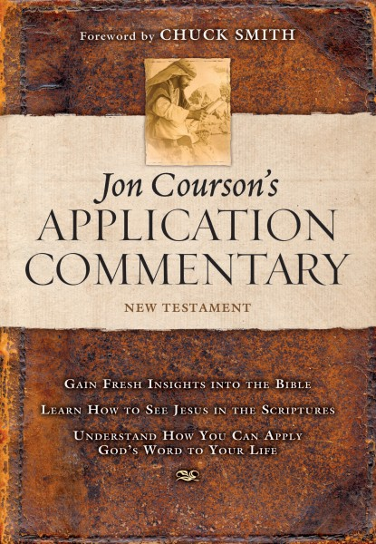 Courson's Application Commentary, New Testament Volume 3 (Matthew -Revelation)