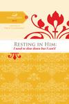 Resting in Him