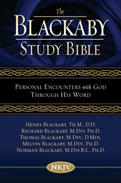 Blackaby Study Bible Notes...