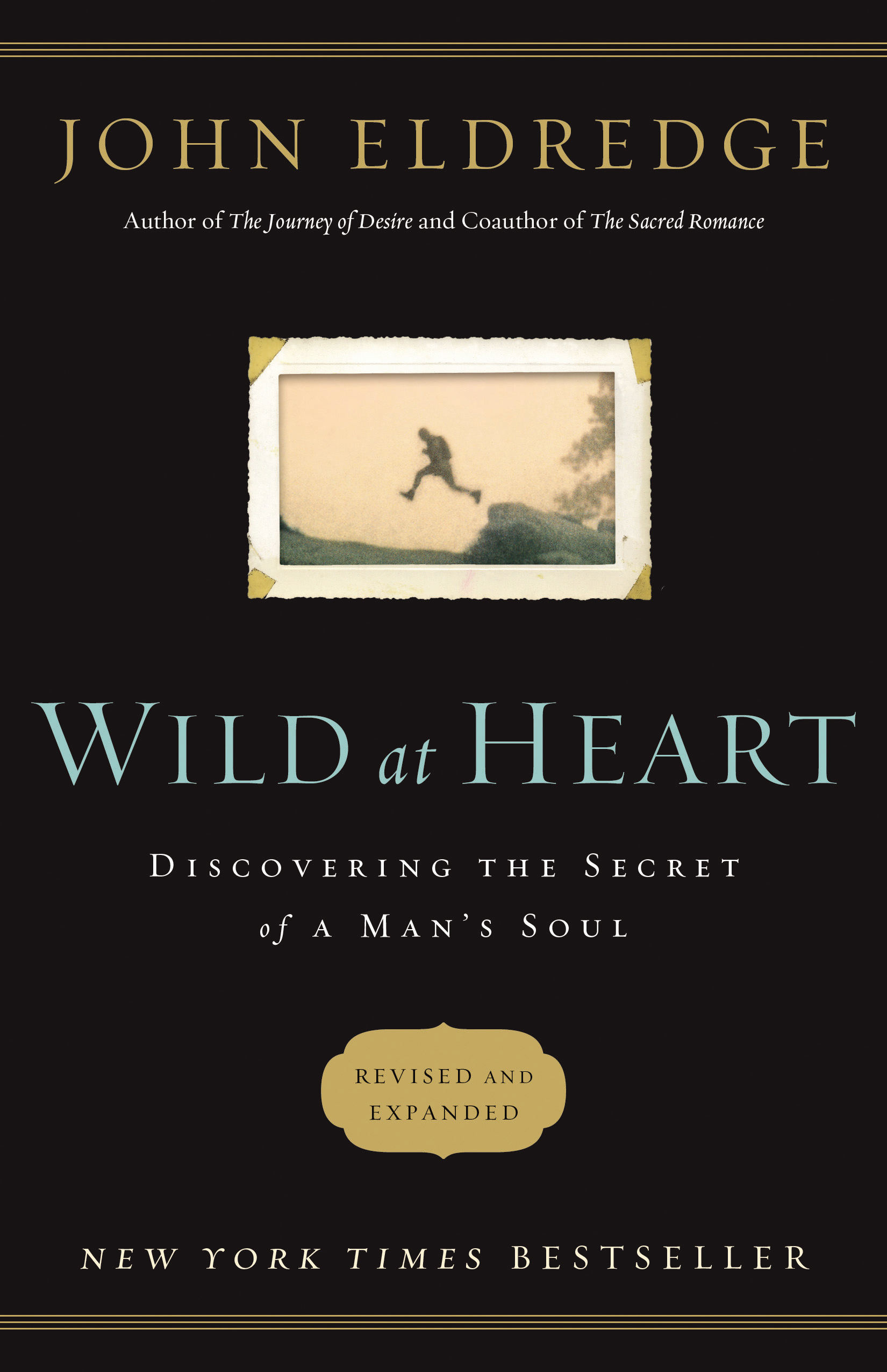 Wild at Heart: Discovering the Secret of a Man's Soul