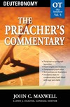 The Preacher's Commentary - Volume 5: Deuteronomy